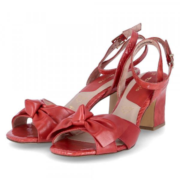 Sandalette Rot - Bild 1