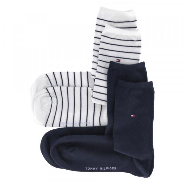 Socken Weiß - Bild 1