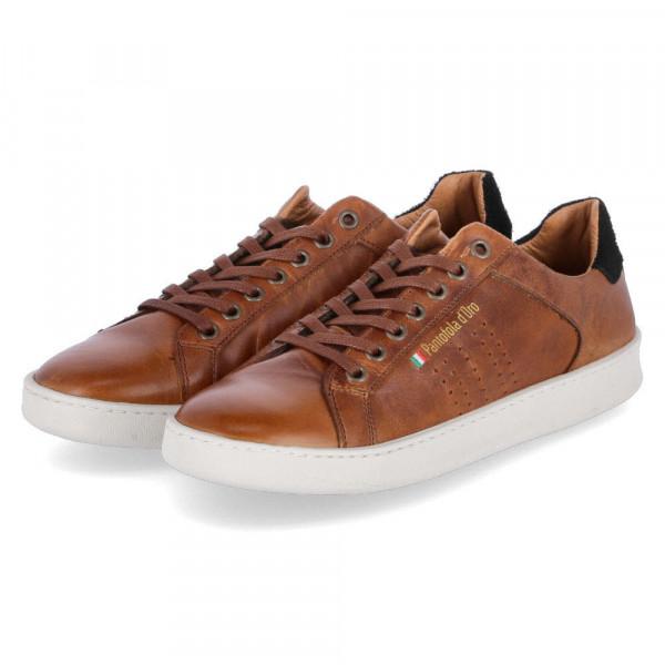 Sneaker Low ARONA UOMO LOW Braun - Bild 1