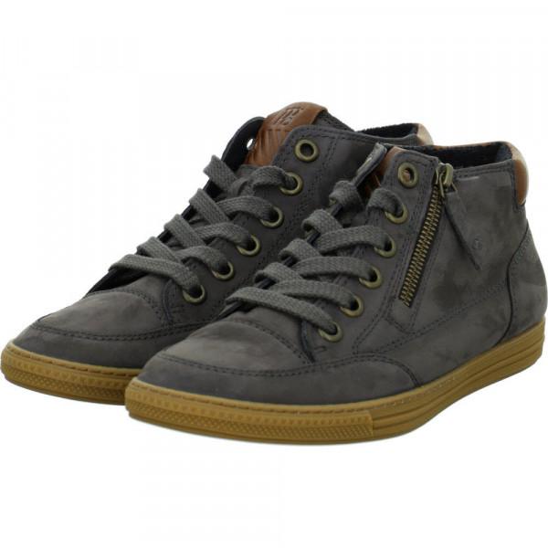 Sneaker High Grau - Bild 1