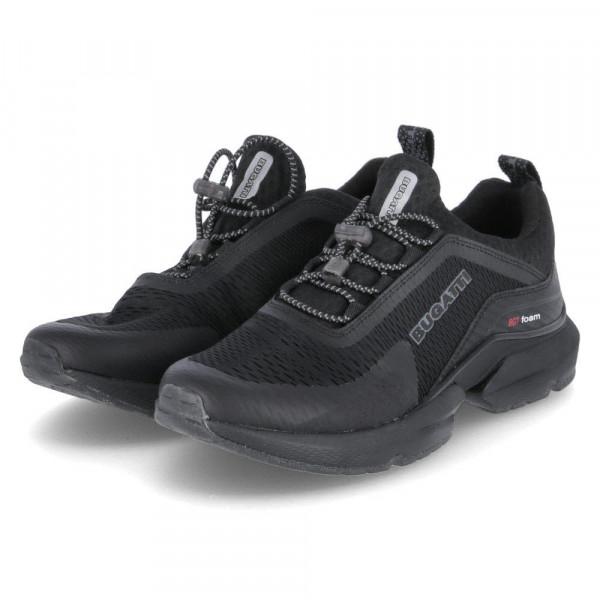Sneaker Low SETER Schwarz - Bild 1