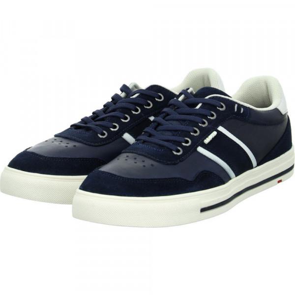 Sneaker Low ELON Blau - Bild 1